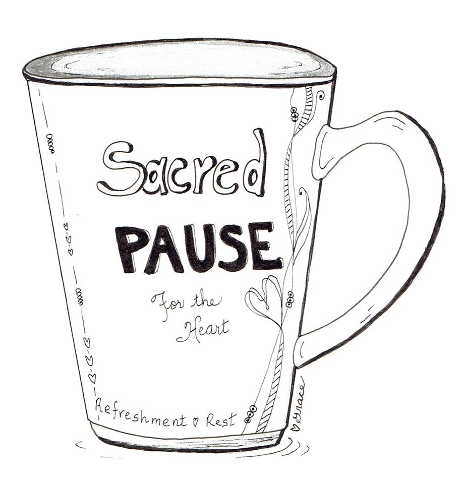 Sacred Pause for the Heart