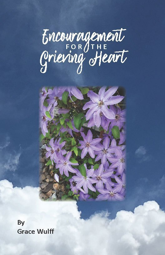 Encouragement for the Grieving Heart Book Cover
