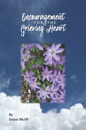 Encouragement for the Grieving Heart Cover