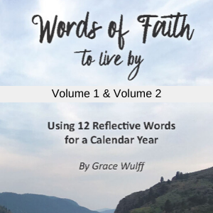 Words of Faith Devotional Journals Volume 1 & 2