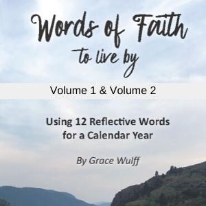 Words of Faith Devotional Journals Volume 1 & 2