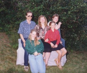 Family pic 1995
