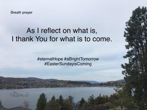 Reflection breath prayer