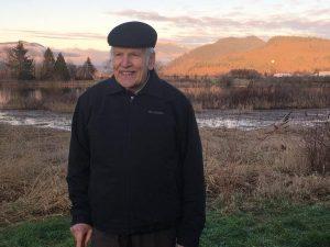 Dad, at 90