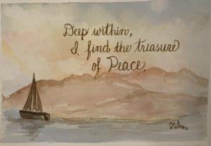 The treasure of Peace