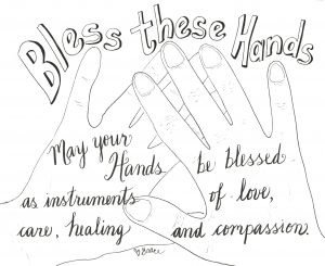 Bless these Hands